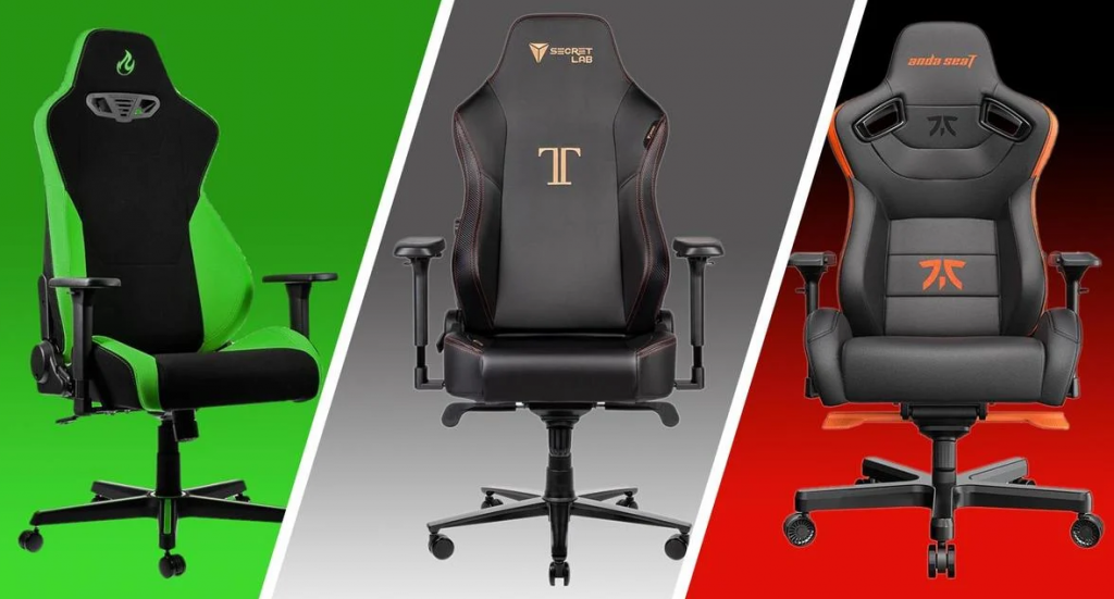 Are There Any Benefits Using a Maxnomic Gaming Chair