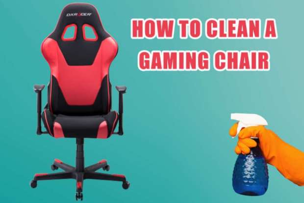 How To Clean Gaming Chair