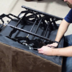 How To Replace Recliner Footrest Springs