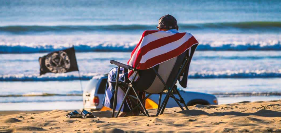 Best Beach Chair For A Heavy Person