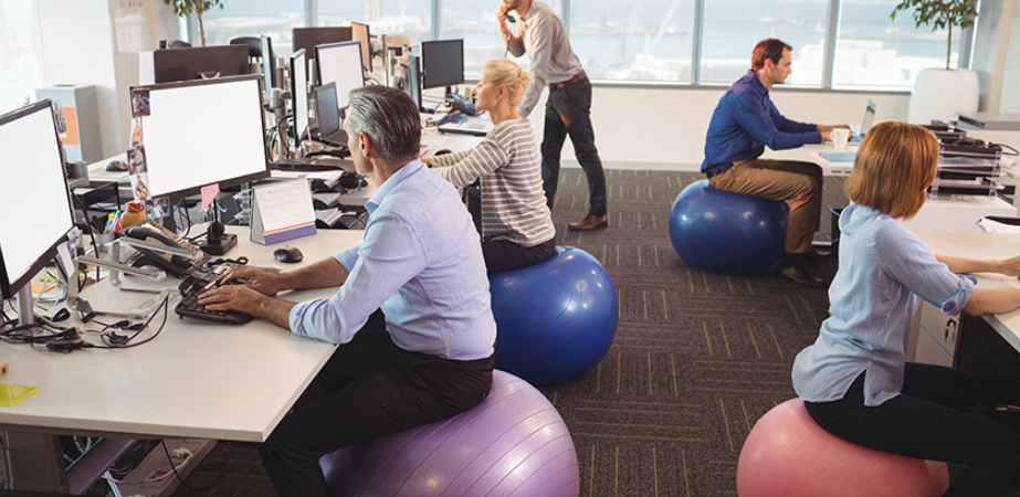 What To Consider Before Buying A Balance Ball Chair For A Tall Person