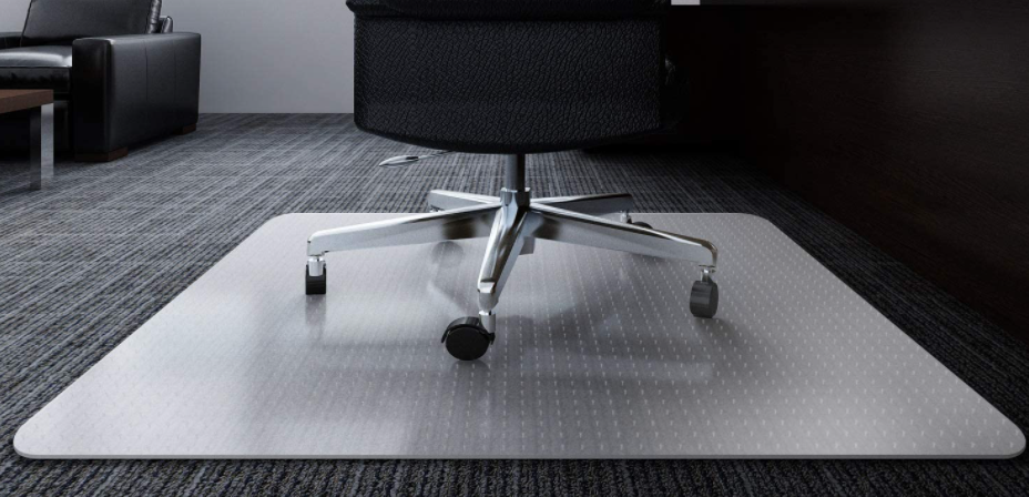 User Tips of a Chair Mat for The Heavy Person